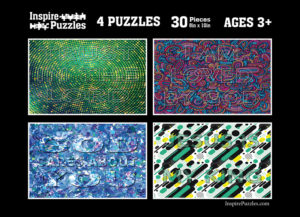Hidden Messages Puzzle Images