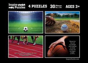 Sports Scriptures Puzzle